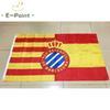Spain La Liga RCD Espanyol 3 5ft (90cm 150cm) Polyester flag Banner  decoration flying home   garden flag Festive gifts 0b6ec1d70