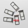 For Samsung Galaxy S9 And S9 Plus Original New Sim Card Holder Slot Tray (Single Sim Models) 10pcs lot
