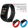 top quality intelligent bracelet ip67 waterproof smart wristbands sports tracker steps heart-rate blood pressure monitor spo2 duration