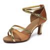 Brown 7cm Heel