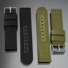 Wholesale lot 20mm 22mm Watch Straps Heavy Duty Nylon Strap Watch Bands Stainless Steel Buckle Military Army Sport Watchband