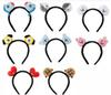16pcs lot free shipping bts bt21 cartoon hairband hair sticks