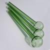 4.8 Inch(12cm) Clear Pyrex Glass Oil burner transparent Oil Burner Glass Tube Oil Burning Pipe glass pipes water pipes