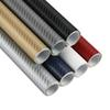 30cmx127cm 3D Carbon Fiber Vinyl Car Wrap Sheet Roll Film Car stickers and Decals Motorcycle Car Styling Accessories