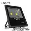 6pcs Outdoor Lighting 100W Led Flood Light AC 110V 220V Led Spotlight Floodlight for Road Garden Street Lamp Reflector Lamp
