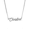 Christina-Silberauflage