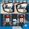 Wide Angle Round Blindspot Auto Convex Mirror Car Vehicle Side Blind Spot Small Round Rearview Mirror