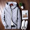 chaqueta gris