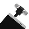 Wholesale-Mini Wireless Mic 3.5mm Plug Jack Digital Stereo Microphone For iOS iPhone 7 6s Plus For Samsung S8 Huawei Xiaomi Android Phone