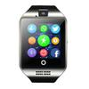 Smart Watch Q18 Digital Wrist with Men Bluetooth Electronics SIM Card Sport Smartwatch Camera For iPhone Android Phone