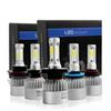 H7 LED H4 H1 H3 H11 9005 9006 Headlight Bulbs 36W 8000Lm IP65 COB Super Bright S2 LED Headlamp Kit Auto Light