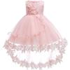 New Born Baby Baptism Dress Baby Girl 1st 2nd Birthday Outfits Toddler Girl Wedding Dress Infant Christening Gowns Vestido