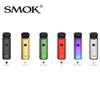 SMOK Nord Kit Built-in 1100mAh Battery 3ml Pod Cartridge with 1.4ohm 0.6ohm Mesh Coil Button-triggered Pod System Device 100% Original