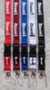New style Fashion Clothing Lanyard Detachable Keychain mobile phone lanyard Camera Neck strap for iphone ID Badge mix