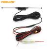 FEELDO SMA Connector Active antenna with built-in amplifier for digital TV #4151