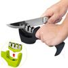 Professional Knife Sharpener Diamond Stainless Steel Knife sharpening Tool Carbide Ceramic Knife Kitchen Tools Sharpening Stone