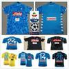 18 19 Napoli Football Jersey Hamsik 24 Insigne Mertens Milik Jorginho  Callejon Maradona Zielinski Home Away Naples Custom 2019 Soccer Shirt 933dca9ef