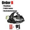 Order B