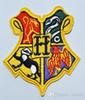 Harry Potter HOGWARTS Gryffindor Hufflepuff Ravenclaw Slytherin Iron On Patches, sew on patch,Appliques, Made of Cloth,100% Quality