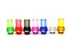 HOTEST Acrylic flat shape 510 drip tips for DCT Vivi Nova Kayfun Ithaka Atomizer Clearomizer