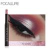 12 Colors Sexy Eye Makeup Long Lasting High Pearl Eyeshadow Powder Lips Bare Drill Stick Cosmetics