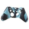 HOT designs For Xone Soft Silicone Flexible Camouflage Rubber Skin Case Cover For Xbox One Slim Controller Grip Cover OTH902