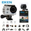 4K Action camera Original EKEN H9 H9R remote control Ultra HD 1080P WiFi HDMI 2.0 LCD Sports waterproof camera with retail box