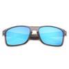 cd8003c424a Rlei Di 2018 New Brand Design Men Square Sunglasses Polarized Fishing  Driving Sunglasses Black Sunglasses UV400 HBRK