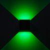 siyah vücut yeşil ışık