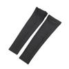 2 PCS Cooling Arm Sleeves Cover Sun Protection Basketball Sport White&Black