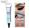 New HANDAIYAN Glitter Primer Sequined Primer Eye Makeup Cream Waterproof Sequin Glitter Eyeshadow Glue Korean Cosmetics Cream Concealer Base