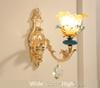1 ışık duvarı lambası