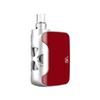 Vape kit Fusion 50W 1500mAh Electronic Cigarette Kit Replaceable 0.25ohm 0.5ohm 0.8ohm coil and Built in 1500mAh Battery Metal