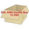 DHL EMS Doppelkarton 15USD