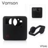 Vamson for Gopro Fusion Accessories Silicone Protective Case Skin Cover for GoPro Fusion 360-degree Camera VP646