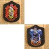 2018 Fashion Euramerican Elegance Style Harry Potter Four College Embroidery Badges Gryffindor Badges Factory Wholesale Badges