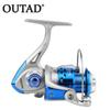 OUTAD Professional High Strength Fishing Reel 8BB Bearing Lightweight Water Resistant Fishing Reel Lure Fishing Reel Y18100706