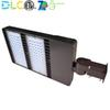 200w 300w LED Shoebox Area Parking Lot Light High Power Stadium Fixture Pole Lamp Flood Lighting 5000K ETL DLC Approved
