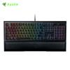 Original Razer Ornata 104 Keys Chroma Membrane US Layout RGB Gaming Keyboard With Individually Backlit Mid-Height Keycaps Wrist