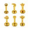 Gold-Mix 6 Estilo 16g 6mm (1,2x6mm)