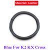 K2 KX Cross için Mavi