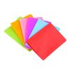 1PC New Practical Colorful Women Men Leather Silica Gel Passport Holder Bags Business Cards Stationery Office Supplies Sets