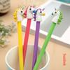 gel ink pen colors kid stationery unicorn toy Black Ink Kawaii School Office Supplies multi colors