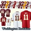 Washington Redskins jerseys 11 Alex Smith 21 Sean Taylor 8 Kirk Cousins 29  Guice 86 Reed 30787d15f