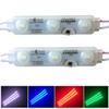SAMSUNG SMD5630 LED Module Lights injection Led Modules with lens Led Sign Backlights For Channel Letters Advertising Light shop banner