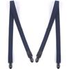 European and American fashion navy suspenders for men and women wear suspenders FY1810110115