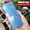 Luxury Smart View Case For Samsung Galaxy S9 S8 Plus S7 S6 Edge Flip Stand Cover Cases For Samsung J7 J5 J3 A7 A5 A3 Note 8 Case