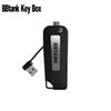 Hot Selling 100% Original BBtank Key Box Flip Vape 350mah 3.7V USB Build-in Keybox Battery For 510 Vape Cartridges Silver Gold VV