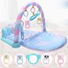 Baby piano gym, pedagogue gym, music, game blankets, early teaching toys..