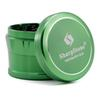 Sharpstone Chamfer Herb Metal Grinder 2.5 Inches 4 Layer Aluminum Alloy 63mm Diameter With Logo DHL